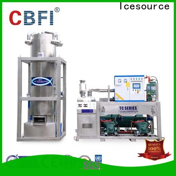 CBFI durable crushed ice maker free design for restaurant