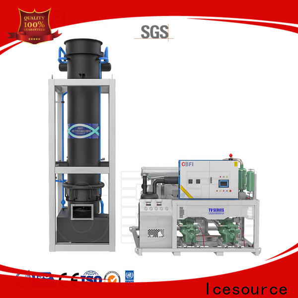 CBFI tube ice machine for sale bulk production for ice sculpture