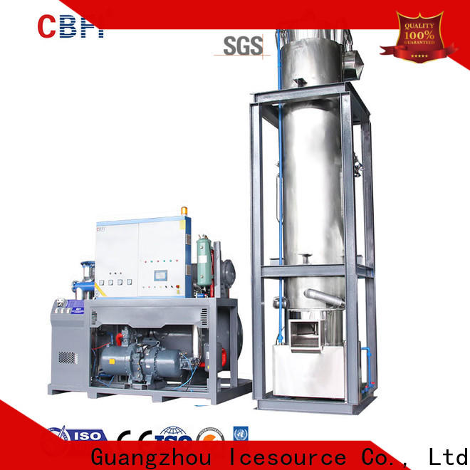 CBFI ice machine producer for ice making