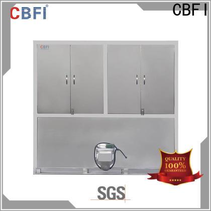large capacity large ice cube machine plant free design for fruit storage