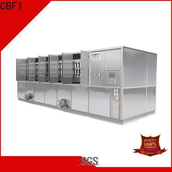 CBFI cube cube ice machine factory for freezing