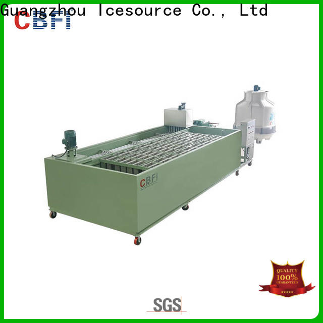 professional pebble ice maker in china for cooling