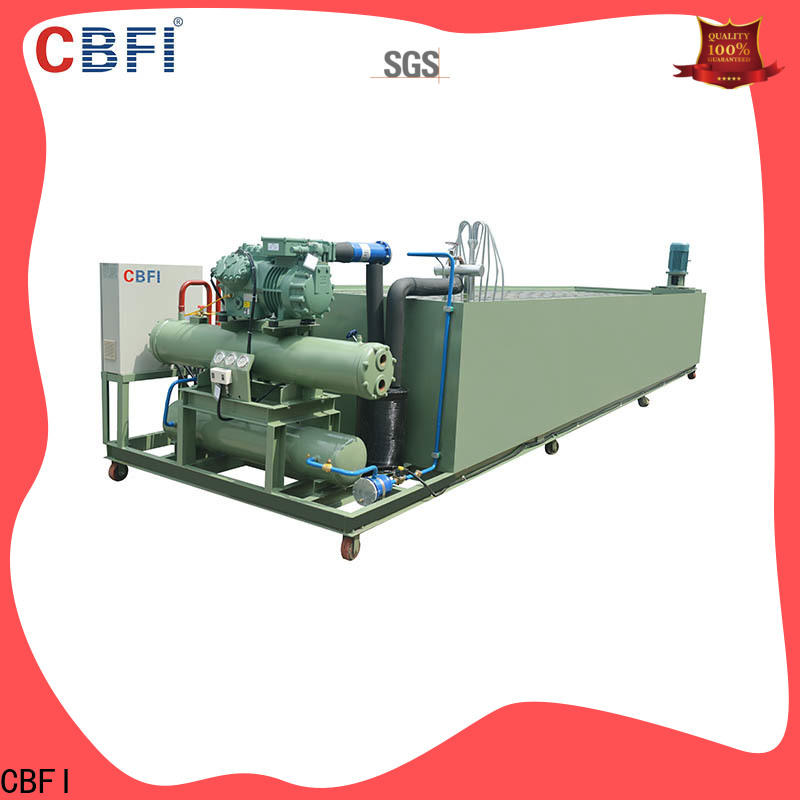 CBFI industrial ice maker bulk production for summer