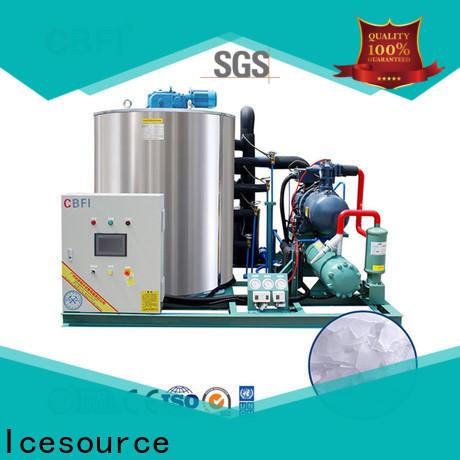 CBFI ton ice flaker machine price free quote for supermarket