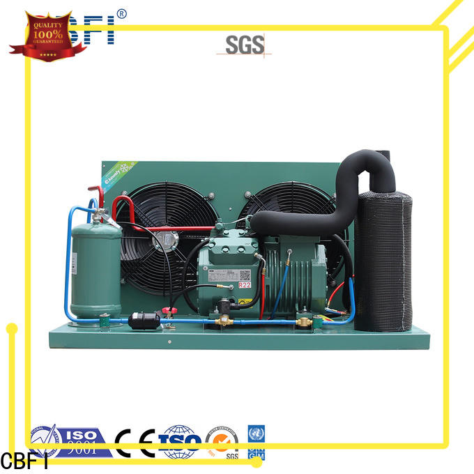 CBFI hot-sale industrial ice making machines manufacturers certifications for water pretreatment