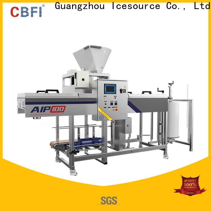 CBFI durable ice maker manufacturers supplier