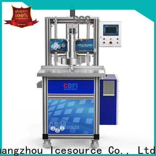 easy to use refurbished ice maker machine type for ice bar