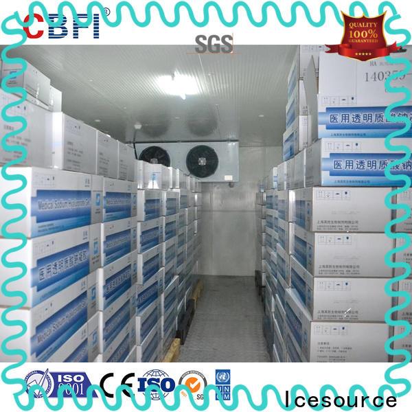 CBFI medical fridge plant for laboratory