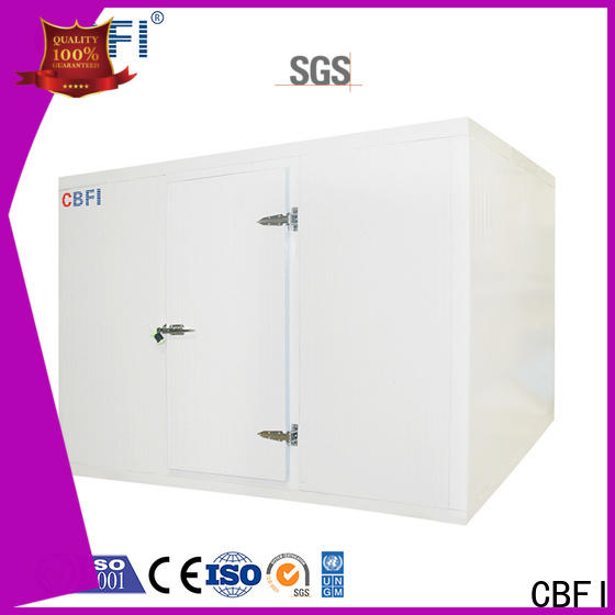 CBFI widely used cold rooms and freezer rooms order now for vegetable storage