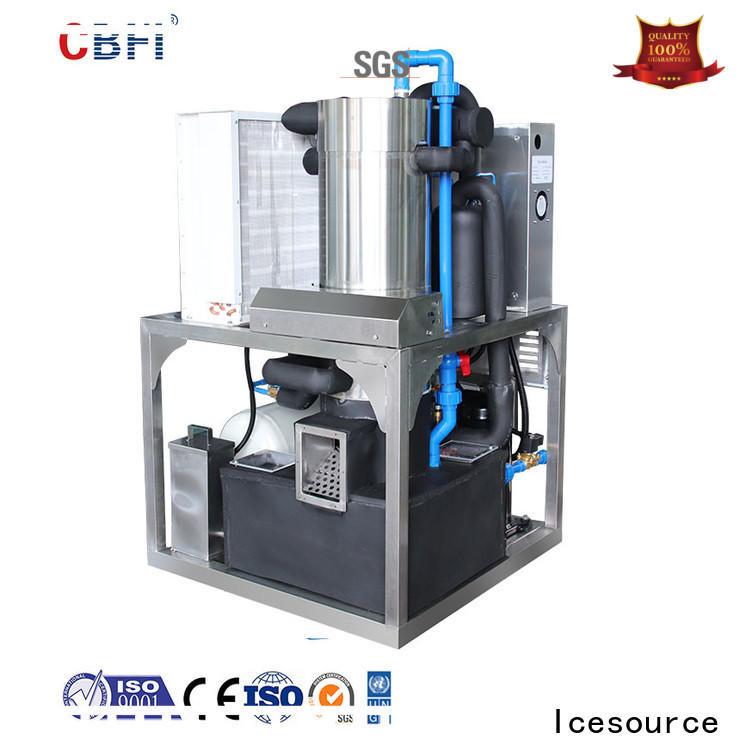 high-quality tube ice machine for sale owner for wine cooling