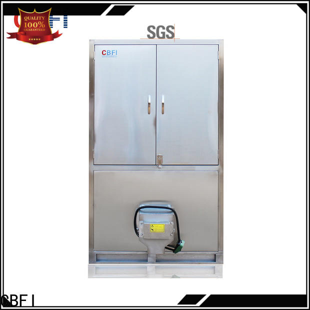 widely used commercial ice cube machine per manufacturer for vegetable storage