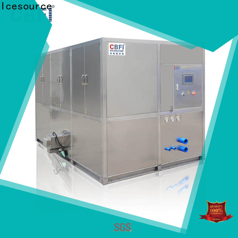 CBFI best ice cube machine manufacturers factory for vegetable storage