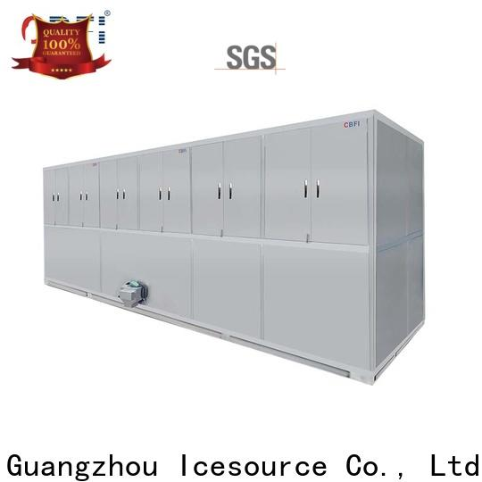 CBFI coolest commercial ice cube machine newly for vegetable storage