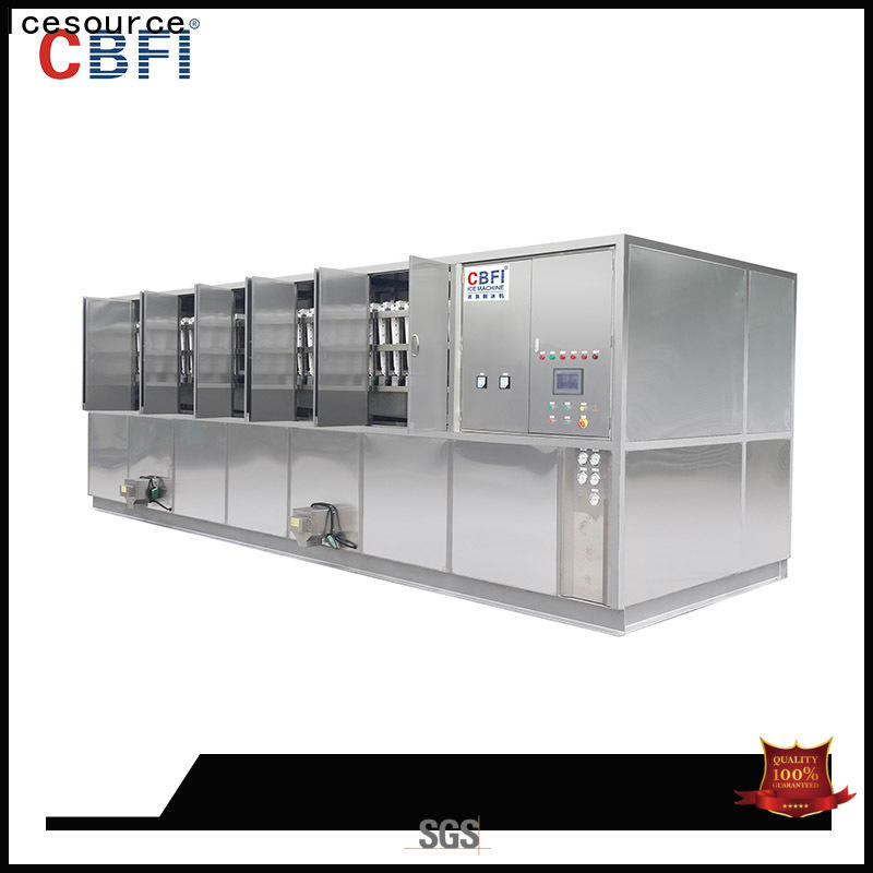 best cube ice machine hotels customized for fruit storage