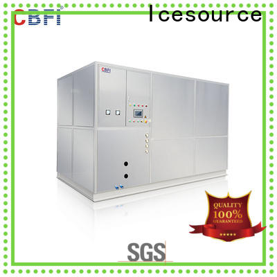 CBFI high-end plate ice machine free design for cocktail