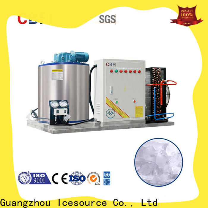 fine- quality flake ice making machine containerized free quote for water pretreatment