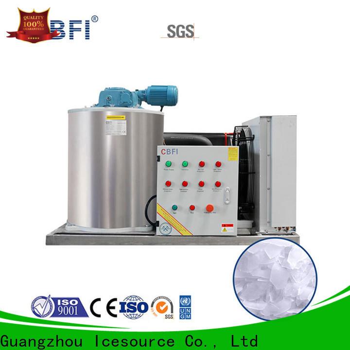 durable ice flake concrete bulk production for restaurant