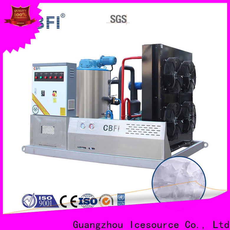 CBFI containerized flake ice machine free design for food stores
