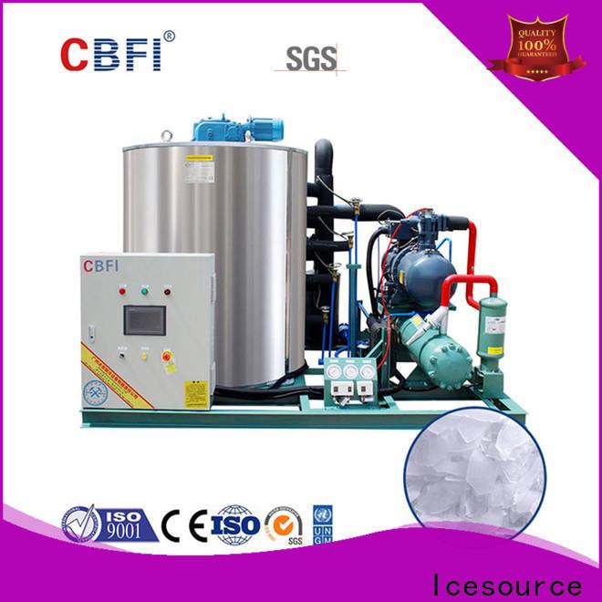 CBFI day flake ice maker supplier for aquatic goods