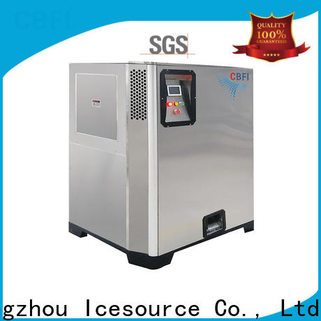 CBFI drinks commercial ice maker repair free quote for restaurant