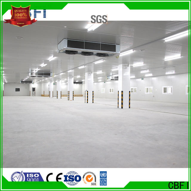 CBFI meat industrial ice cube making machine marketing for meat