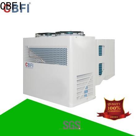 CBFI type for ice bar