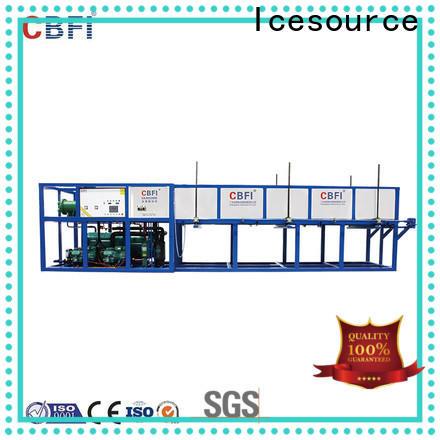 CBFI large capacity flake ice machine for sale for fruit storage