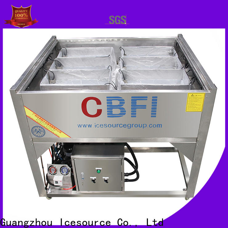 CBFI big free quote for ice sculpture shaping