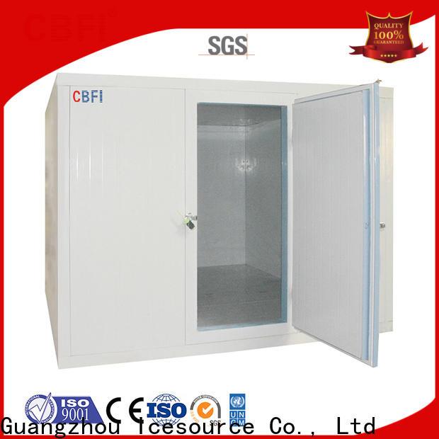 CBFI cold room design bulk production for vegetable storage