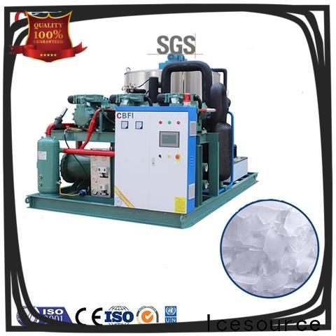 CBFI containerized flake ice making machine price widely-use for restaurant