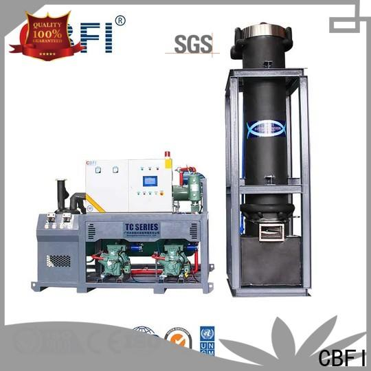 CBFI under counter ice maker owner for wine cooling