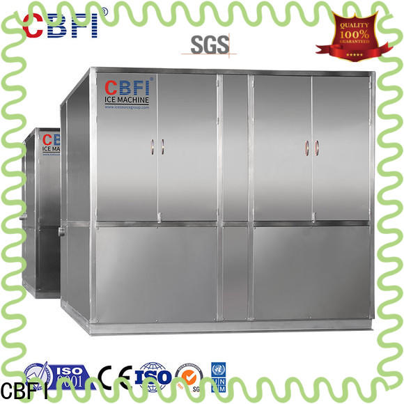 high-end large ice machine per order now for ice bar