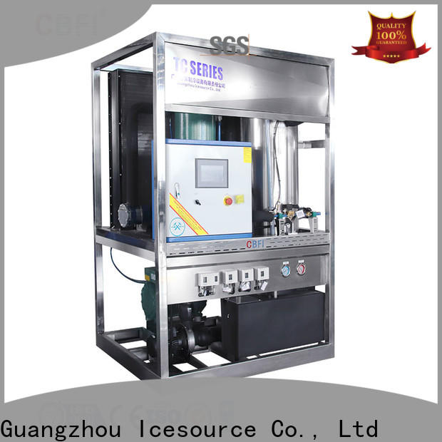 professional ice maker machine owner for wine cooling