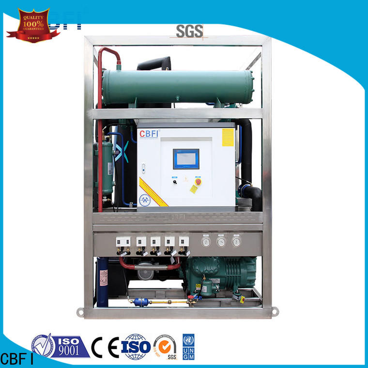 CBFI professional commercial ice making machine producer for restaurant