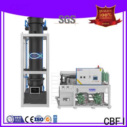 CBFI ice block machine free design for restaurant