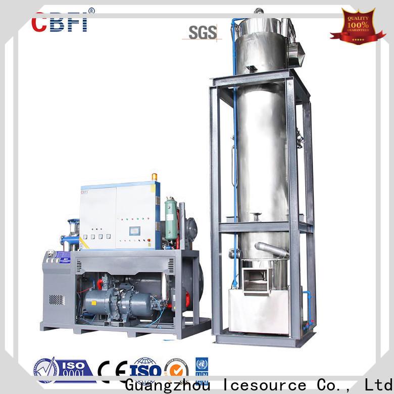 CBFI home ice machine owner for aquatic goods