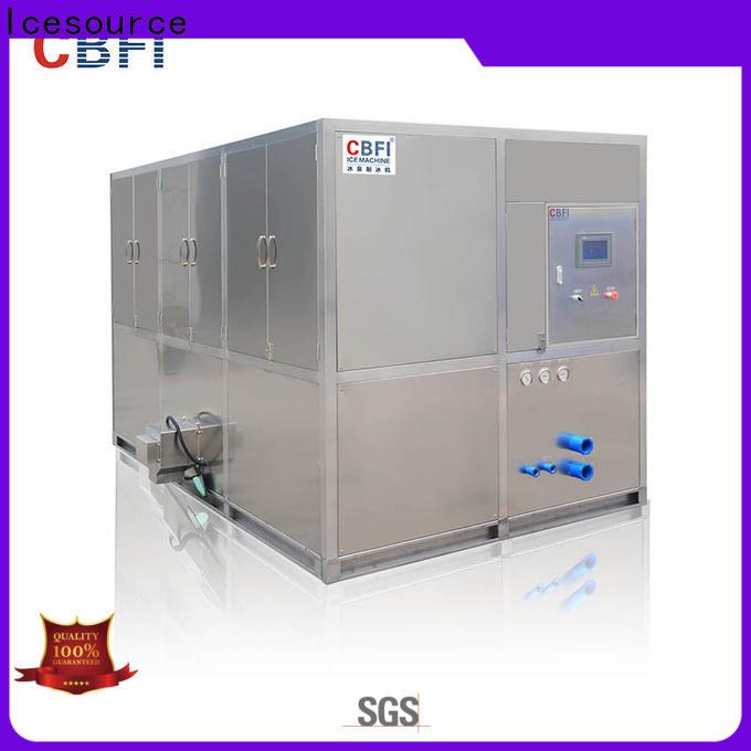 CBFI bars ice cube maker manufacturer for freezing