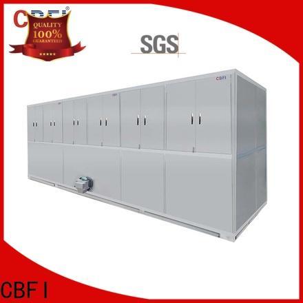 CBFI capacity ice cube maker newly for vegetable storage