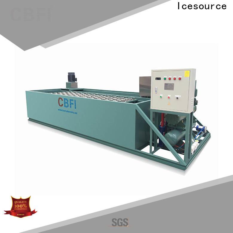 CBFI professional block ice machine free design for cooling