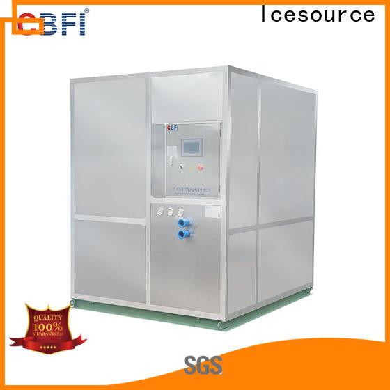 CBFI cbfi large ice machine free design for ball ice making
