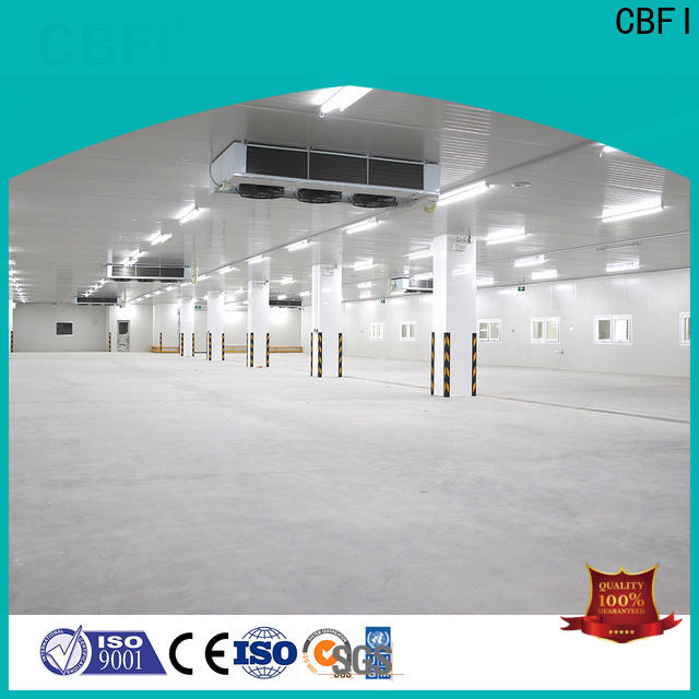 CBFI large capacity ice maker drain supplier for chicken
