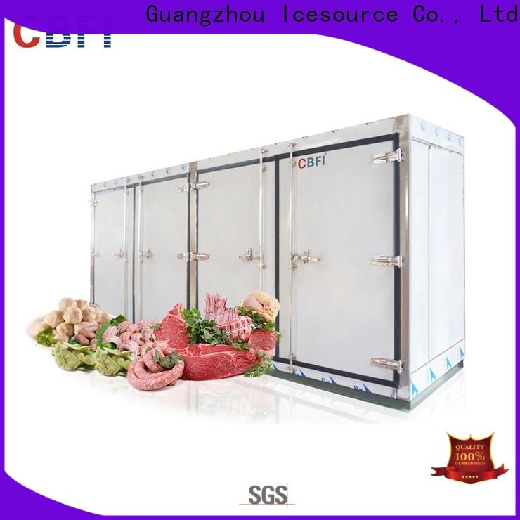 automatic cold room freezer processing supplier