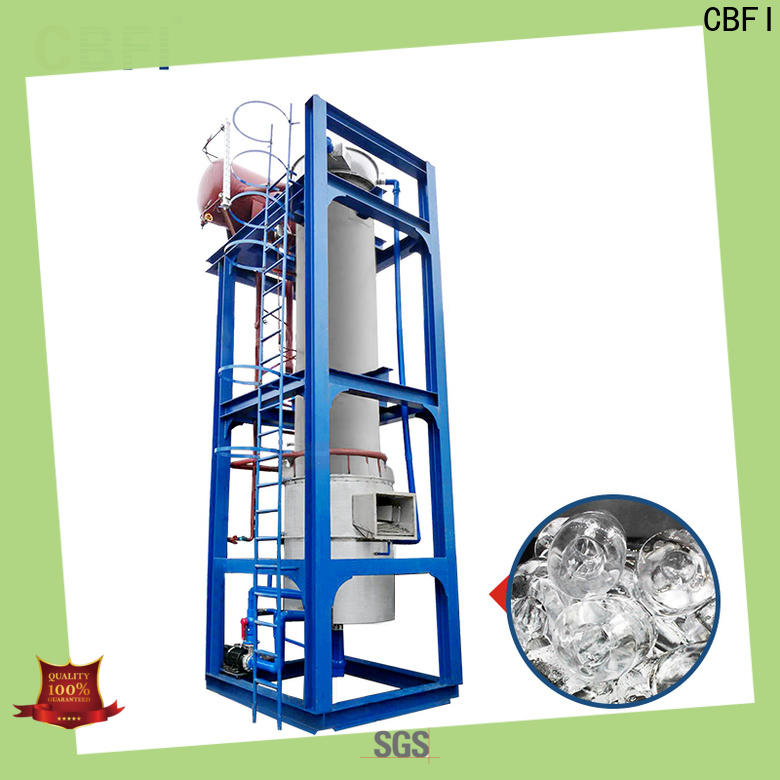 CBFI machine vogt tube ice machine for sale factory price for fish market
