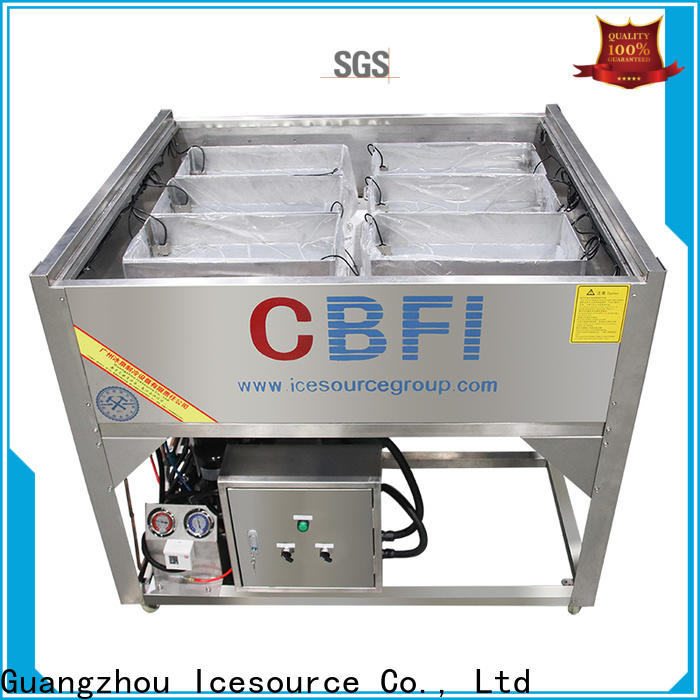 CBFI pure commercial ice machine parts free quote for ice sphere