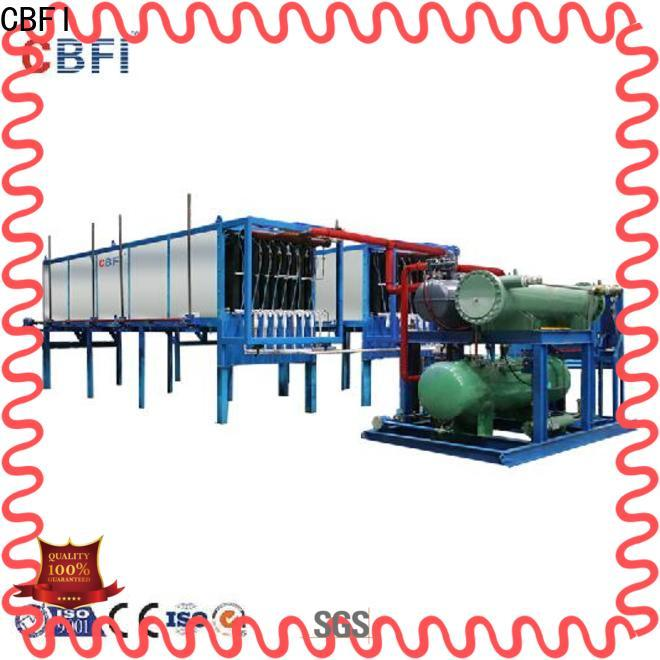 CBFI widely used flake ice machine for sale supplier for freezing