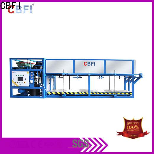 CBFI cbfi servend ice machine supplier for fruit storage