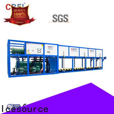 CBFI high reputation built in ice machine free design for fruit storage