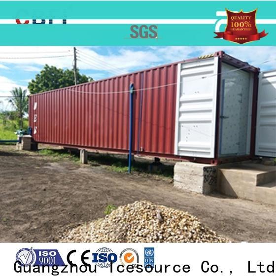 CBFI best mobile cold room bulk production for fruit storage