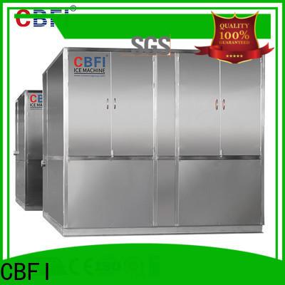 CBFI machine plate ice machine check now for ice bar