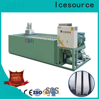 CBFI high-quality ice tube maker machine price manufacturing for whiskey